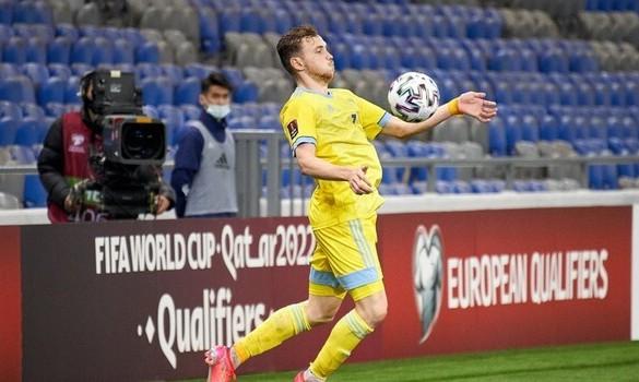 В Казахстане официально подтвердили проваленный допинг-тест Валиуллина, забивавшего Украине