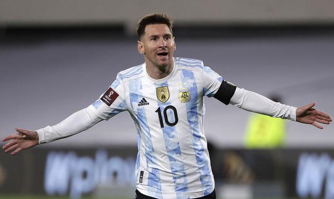 Месси обошел Пеле и стал рекордсменом по голам в Южной Америке – Лео не сдержал слез