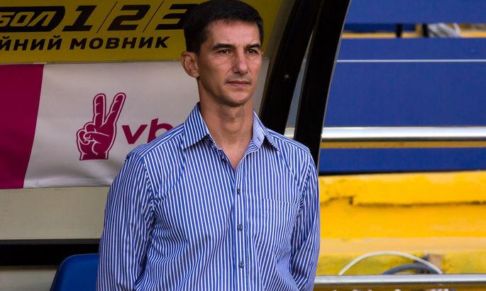 Кривенцов не планирует менять структуру игры Металлиста 1925 под Динамо
