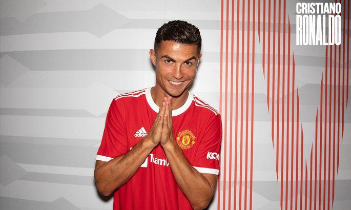 Сульшер: Роналду имеет большое влияние на команду