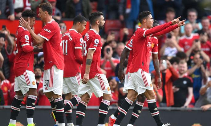 Манчестер Юнайтед - Ньюкасл 4:1. Праздник-возвращения на Олд Траффорд с дублем Роналду