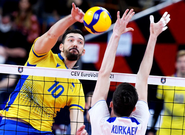 Украина в бою проиграла России в 1/8 финала чемпионата Европы по волейболу. Как это было - изображение 2