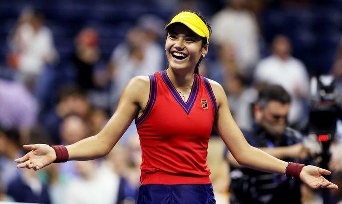 Победительница US Open отказалась участвовать в турнире, который проходит в Кремле