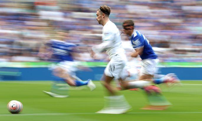 Лестер - Манчестер Сити 0:1. Видео гола и обзор матча