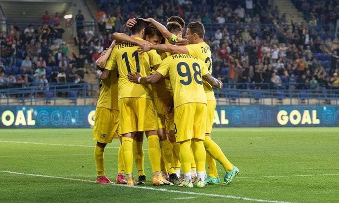 Три гола с удалением и пенальти останавливают команду Донбасса. Металлист - Краматорск 3:0