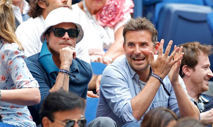 Брэд Питт, Брэдли Купер, Ди Каприо и остальные. Кто из селебретис посетил финал US Open-2021