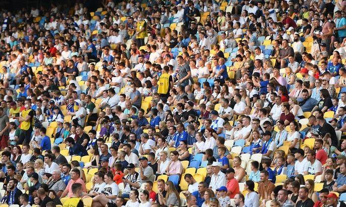 На матчі Динамо - Бенфіка очікується 43 тисячі глядачів