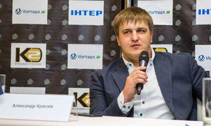 Усик підписав новий контракт з K2 Promotions