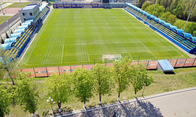 Из-за матча Юношеской лиги УЕФА поединок Первой лиги перенесли из Киева в Днепр