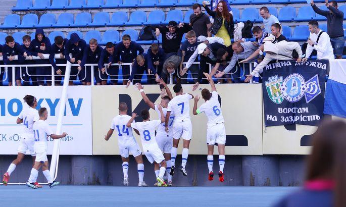 Молодые орлы не взлетают. Динамо разгромило Бенфику в Юношеской лиге УЕФА