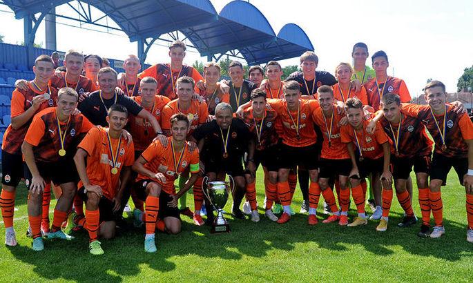 Shakhtar TV покажет матч Юношеской лиги УЕФА с Шерифом