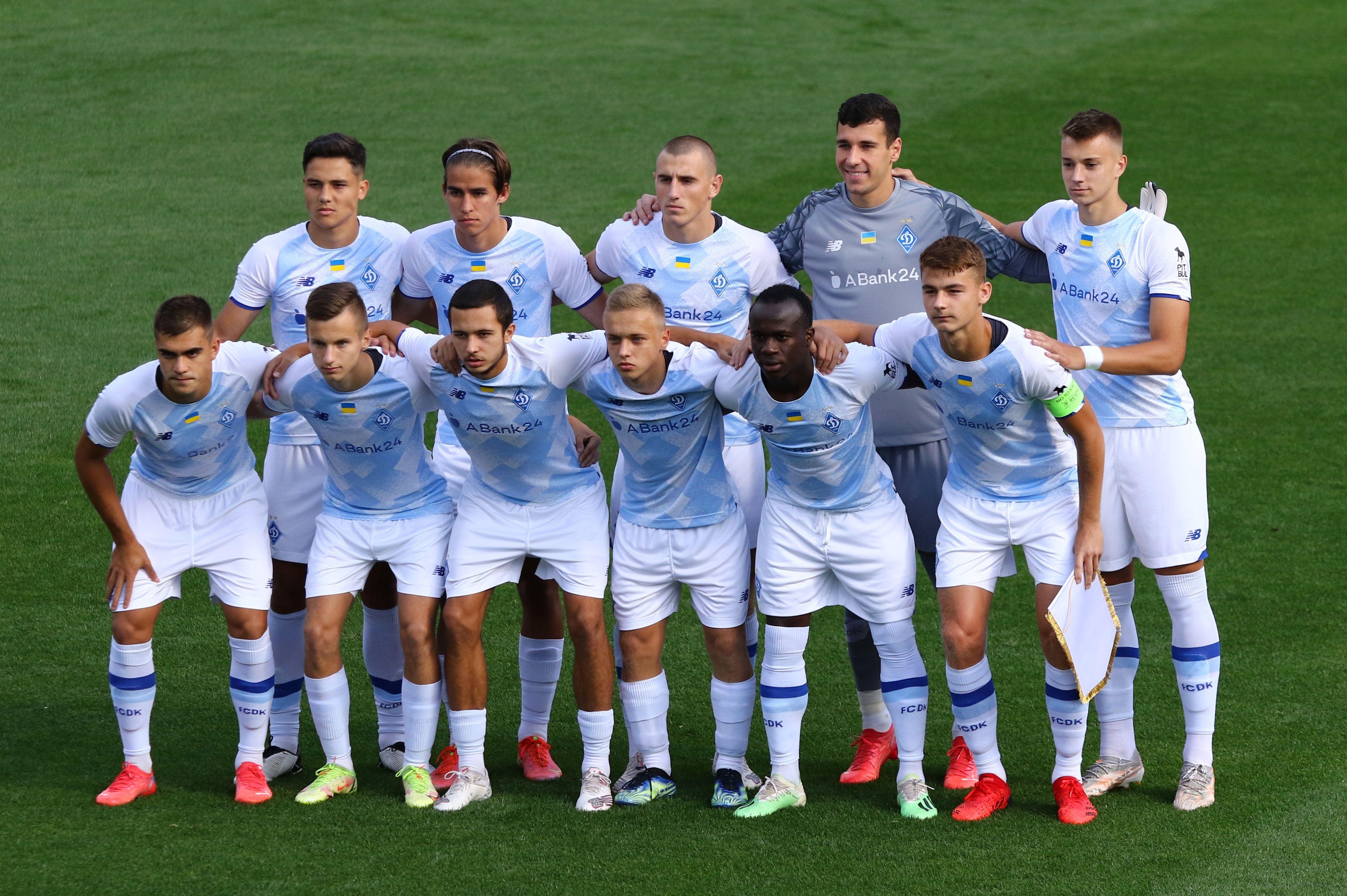 Отличный старт! ФОТО репортаж с матча Юношеской лиги УЕФА Динамо - Бенфика 4:0 - фото 3