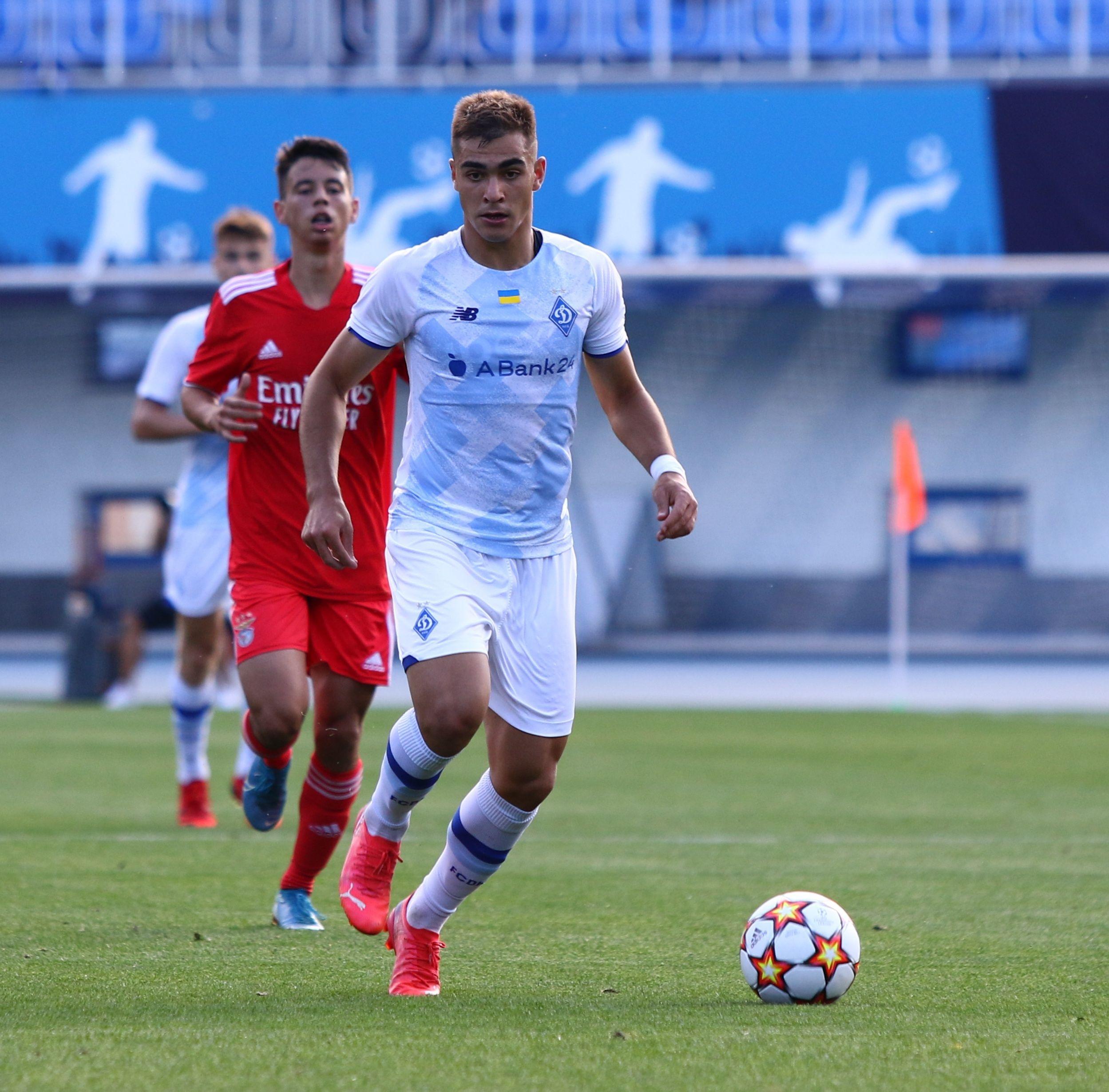 Відмінний старт! ФОТО репортаж з матчу Юнацької ліги УЄФА Динамо - Бенфіка 4:0 - фото 16