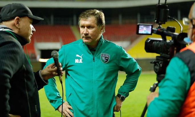 Ярошенко - лучший тренер 8 тура в Первой лиге: разгром, еще и в меньшинстве