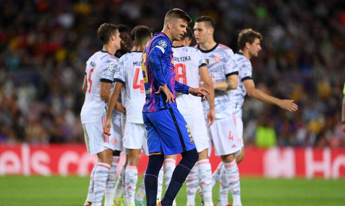 ЛЧ. Барселона - Бавария 0:3. Тренировка с повышенной ответственностью