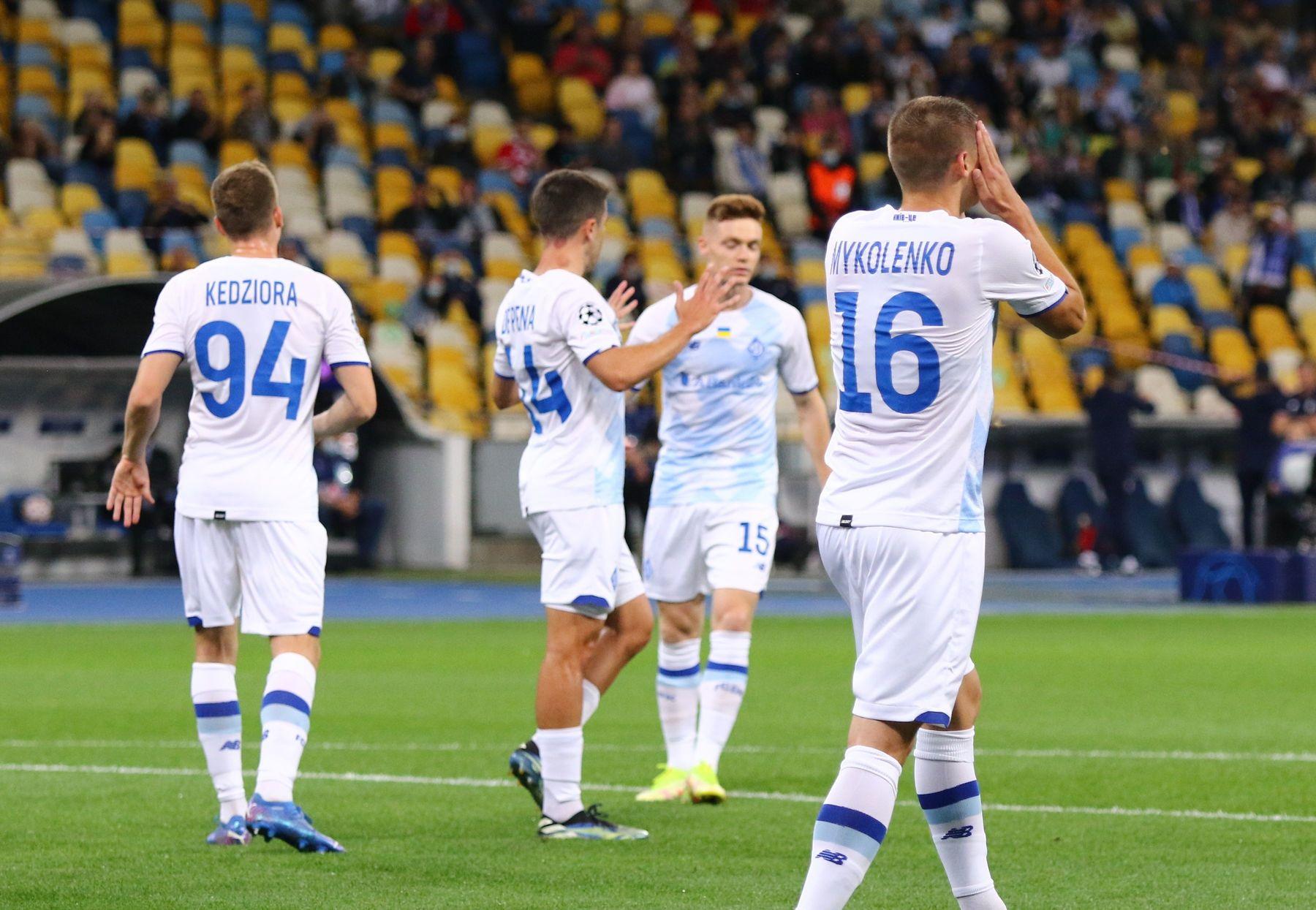 ЛЧ. Динамо - Бенфика 0:0. Ноли с позиции слабого, но с фейерверком последних секунд - изображение 3