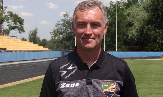 Дербі Херсонщини: його переможець став найкращим тренером 8 туру в Другій лізі