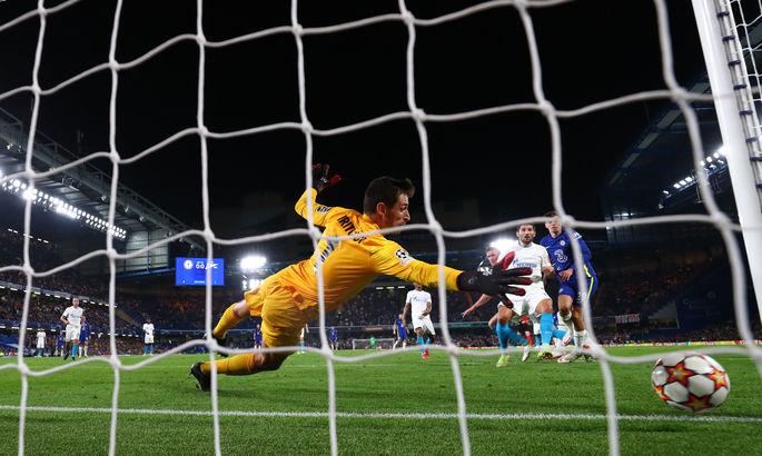 Газпром не тянет. Челси - Зенит 1:0. Обзор матча и видео гола