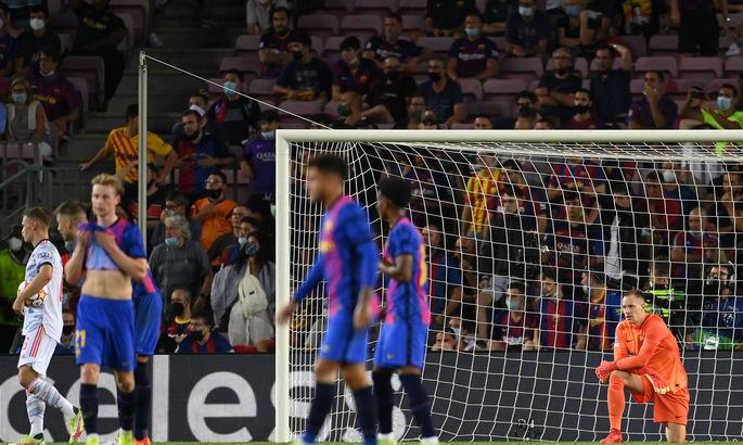 Когда Барса ниже Динамо. Барселона - Бавария 0:3. Обзор матча и видео голов