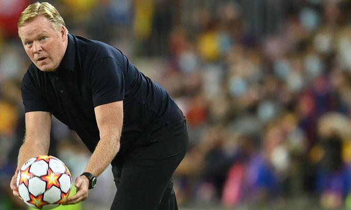 Куман – о поражении Баварии со счетом 0:3: Через месяц Барселона будет другой