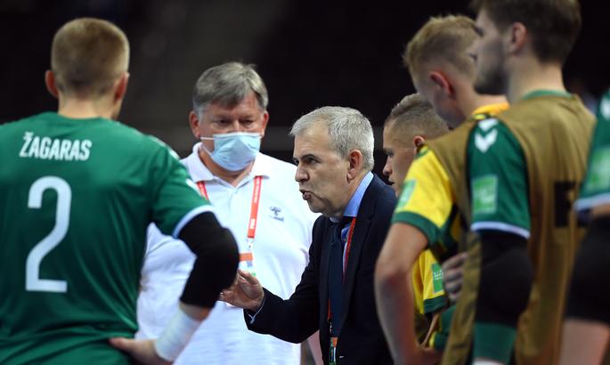 В Литве стартовал ЧМ по футзалу. Украина не играет, но ее бывший тренер возглавляет хозяев