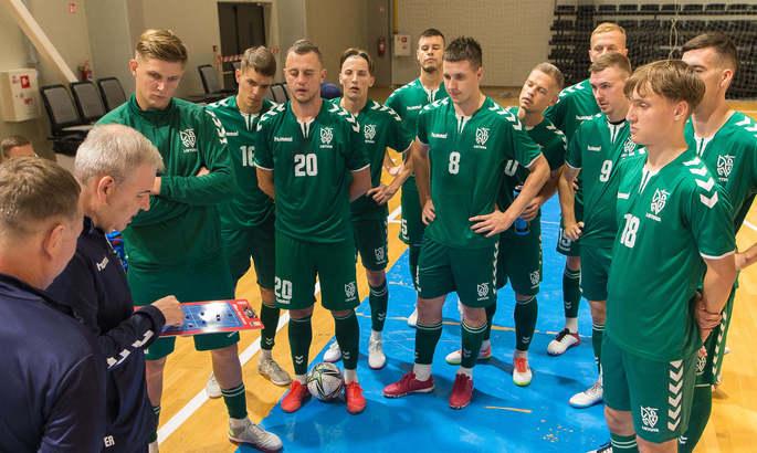 В Литве стартовал ЧМ по футзалу. Украина не играет, но ее бывший тренер возглавляет хозяев - изображение 4
