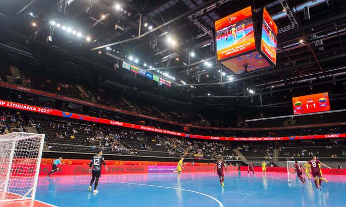 В Литве стартовал ЧМ по футзалу. Украина не играет, но ее бывший тренер возглавляет хозяев - изображение 3