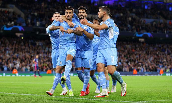 Манчестер Сити - Лейпциг 6:3. Видео голов и обзор матча