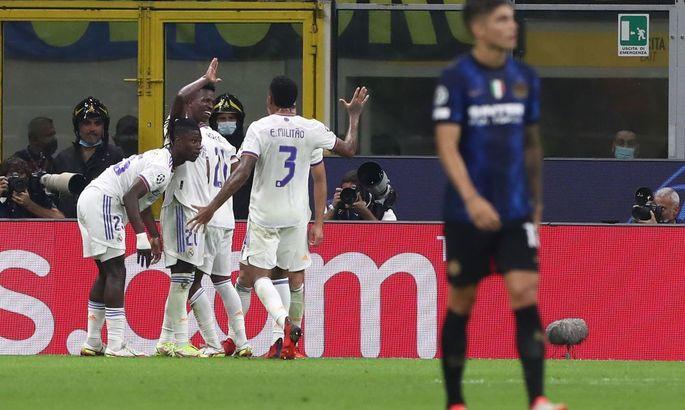 Интер - Реал 0:1. Видео обзор матча
