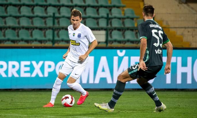 Калитвинцев: Каждый футболист мечтает попасть в сборную, я - не исключение