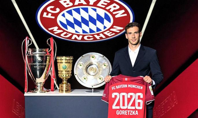 С огромным окладом. Лидер полузащиты Баварии подписал новый долгосрочный контракт с клубом