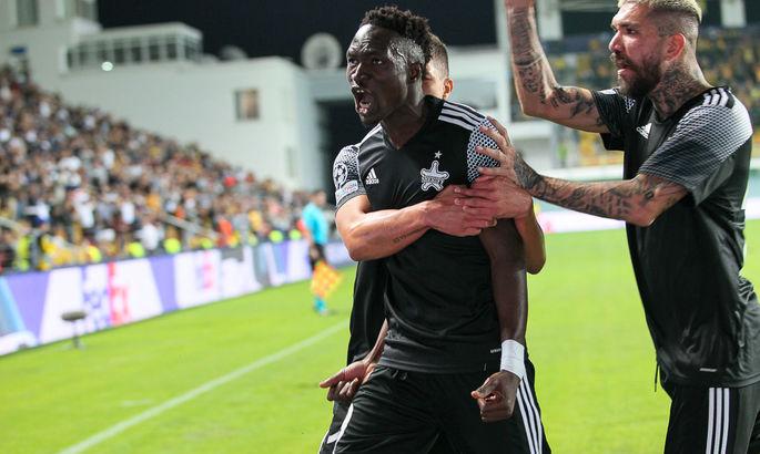 Гол Траоре в ворота Шахтера признан голом тура в Лиге чемпионов