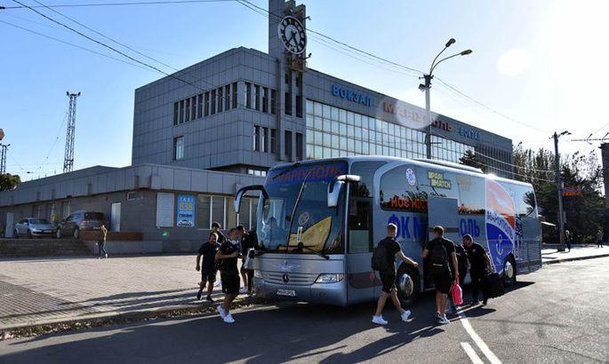 Мариуполь за 10 дней преодолеет 2600 километров. Из них 1800 — на автобусе