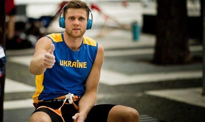 Гимн Украины в Москве: украинец выиграл чемпионат мира по скалолазанию