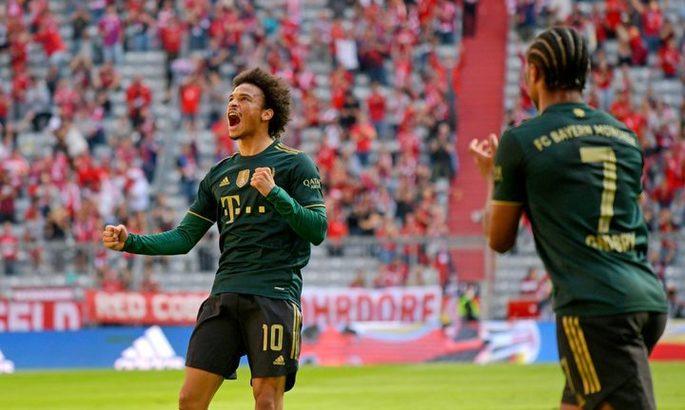 Бундеслига. Бавария развеяла скучный игровой день семью голами в ворота Бохума