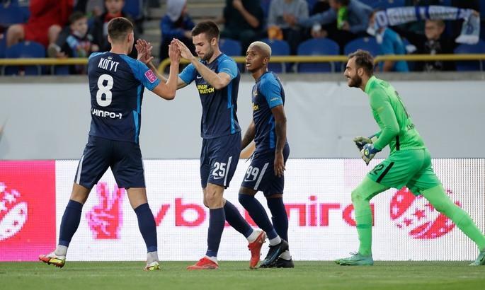 Один хорват віддав, інший - забив. Відео голу та огляд матчу Дніпро-1 - Верес 1:0
