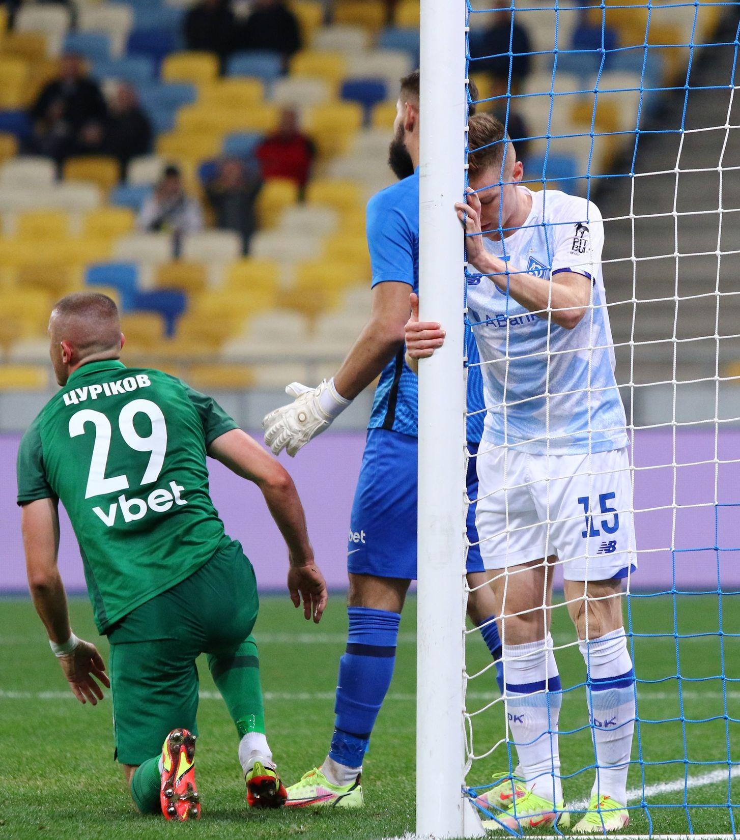 УПЛ. Динамо - Олександрія 1:0. Без пересудів не обійдеться - изображение 2