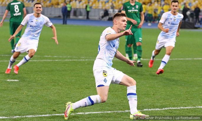Гол Цыганкова стал самым поздним победным мячом в истории УПЛ