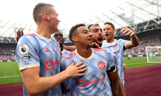Вест Хэм - Манчестер Юнайтед 1:2. Лингард исправляется за ошибку в Берне