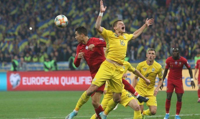 Миколенко: Після гри з Португалією Роналду сказав, що я був самий жорсткий