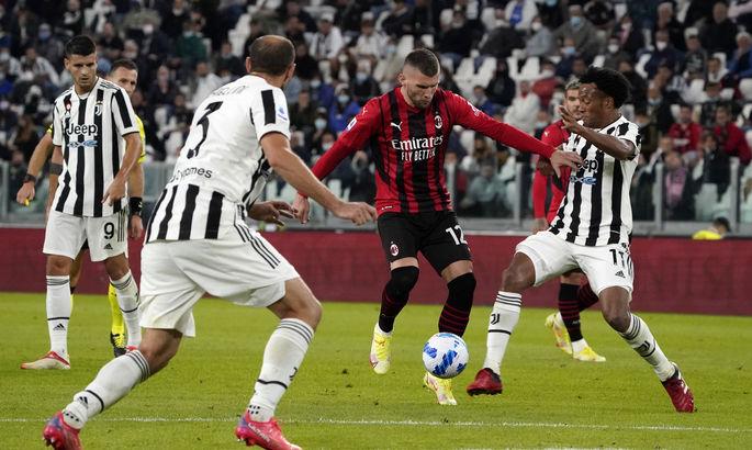 Турин разучился побеждать. Ювентус - Милан 1:1. Видео голов и обзор матча