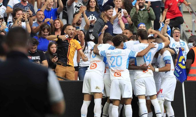 Бросают вызов Парижу. Марсель - Ренн 2:0. Видео голов и обзор матча