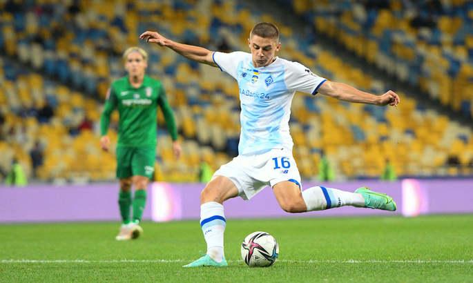 Миколенко: Стать легендой Динамо очень сложно