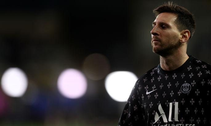(Анти) Герой футбольного дня. Лионель Месси