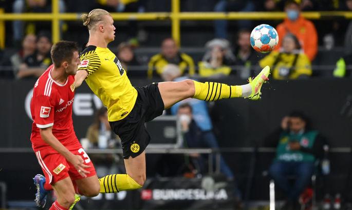 Голанд оформив черговий дубль і зрівнявся з Левандовським за голами в сезоні - ВІДЕО