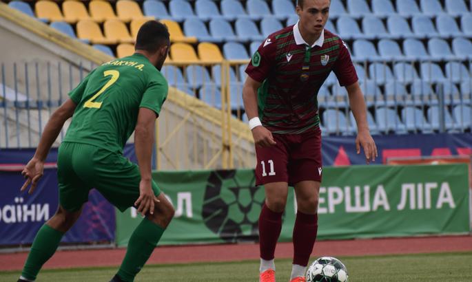 Что посмотреть в Первой лиге. 9 тур завершается матчем в Закарпатье