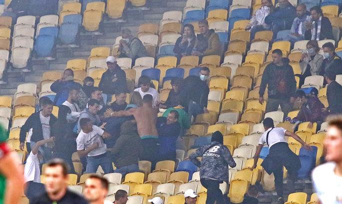 Матч 10-го тура УПЛ Динамо - Шахтер может пройти без зрителей