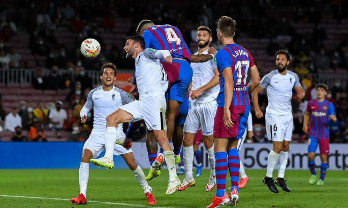 Докатились. Барселона - Гранада 1:1. Видео голов и обзор матча
