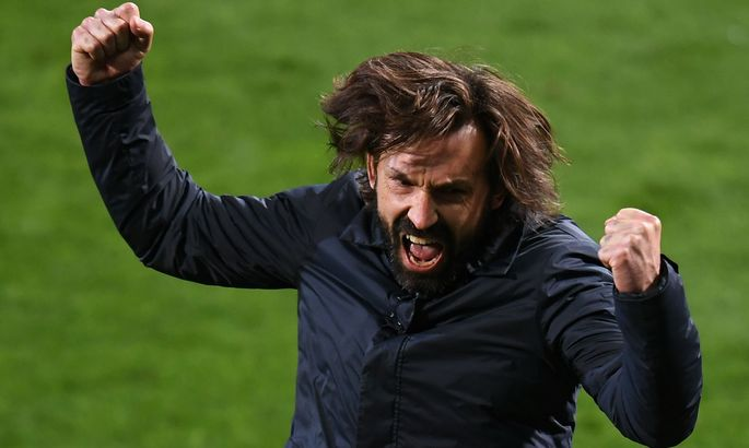 Лапорта хоче зробити Пірло наступником Кумана у Барселоні. Ще одна альтернатива – Конте