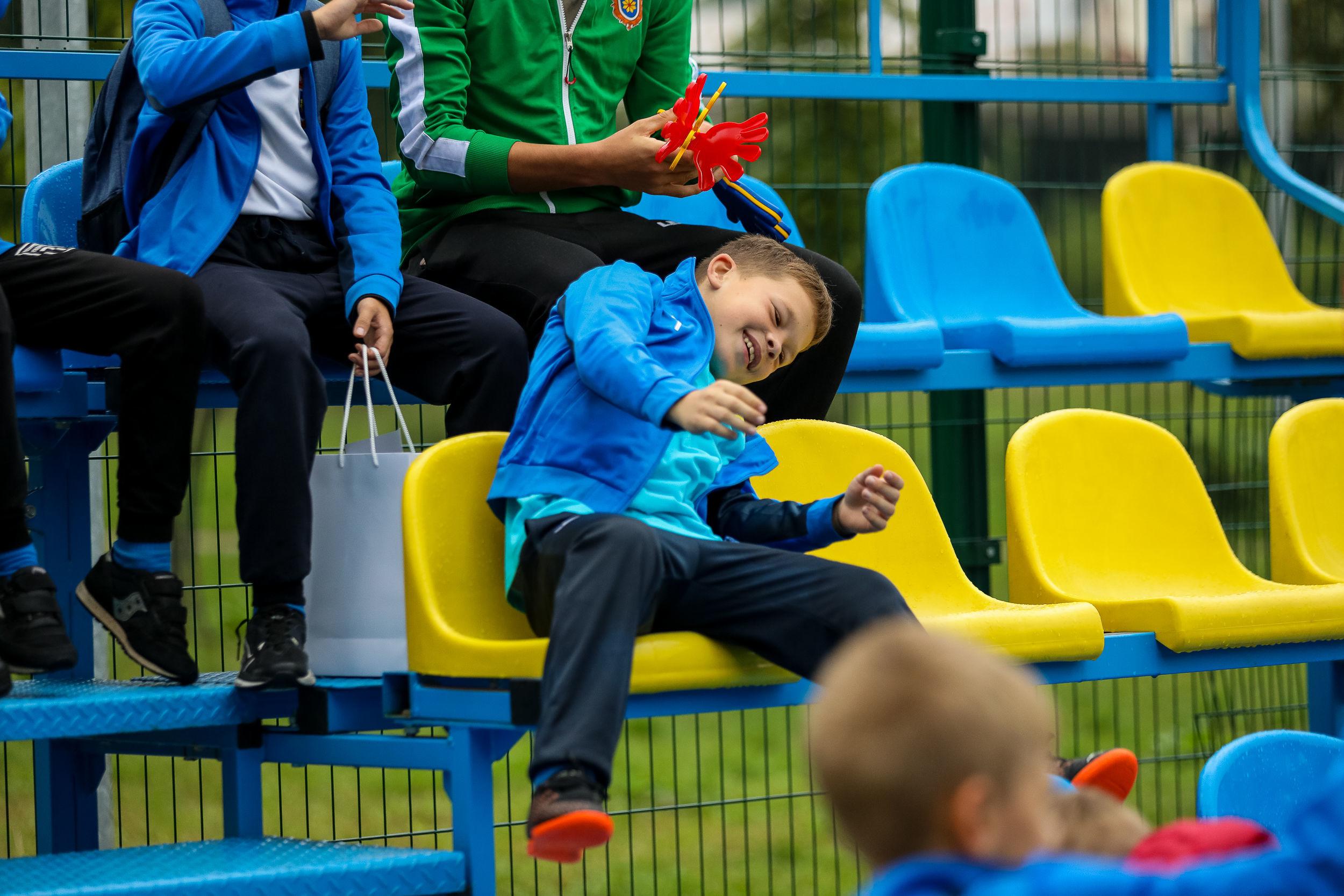 В Броварах відбувся дитячий турнір пам'яті відомого футбольного мецената Федора Шпига - фото 3